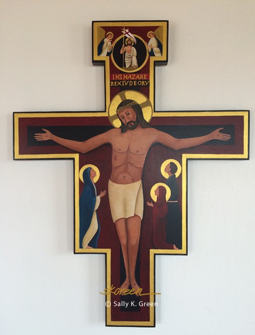 Taize Prayer Cross
