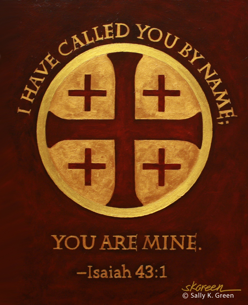 You Are Mine - Isaiah 43:1